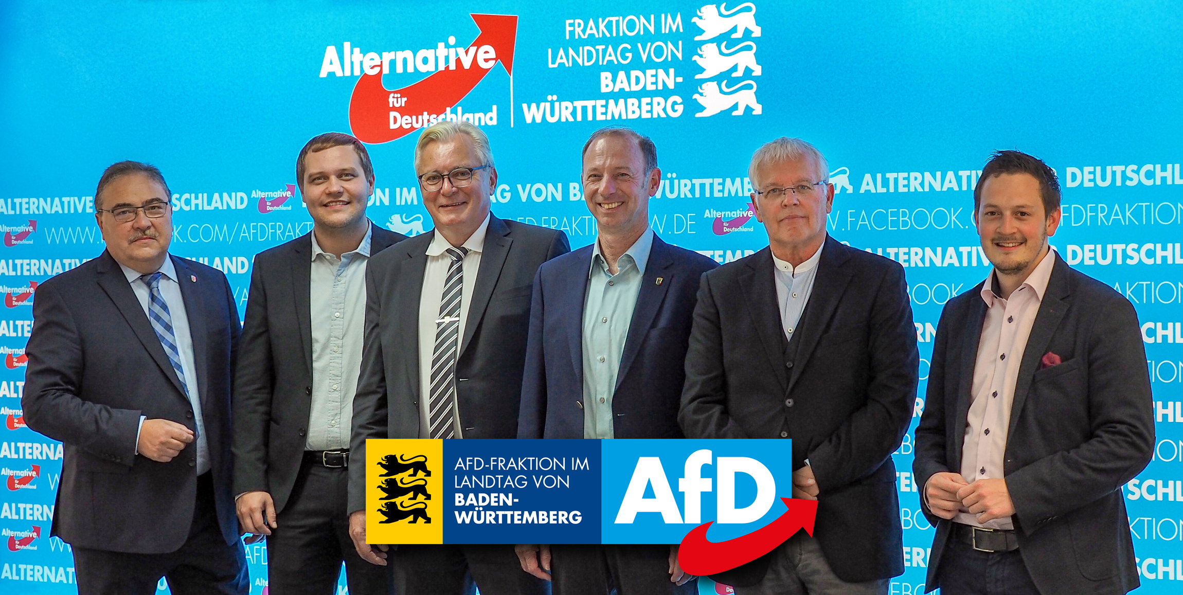 Vorstand der AfD-Landtagsfraktion
