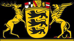 Landeswappen, Landtag von Baden-Württemberg