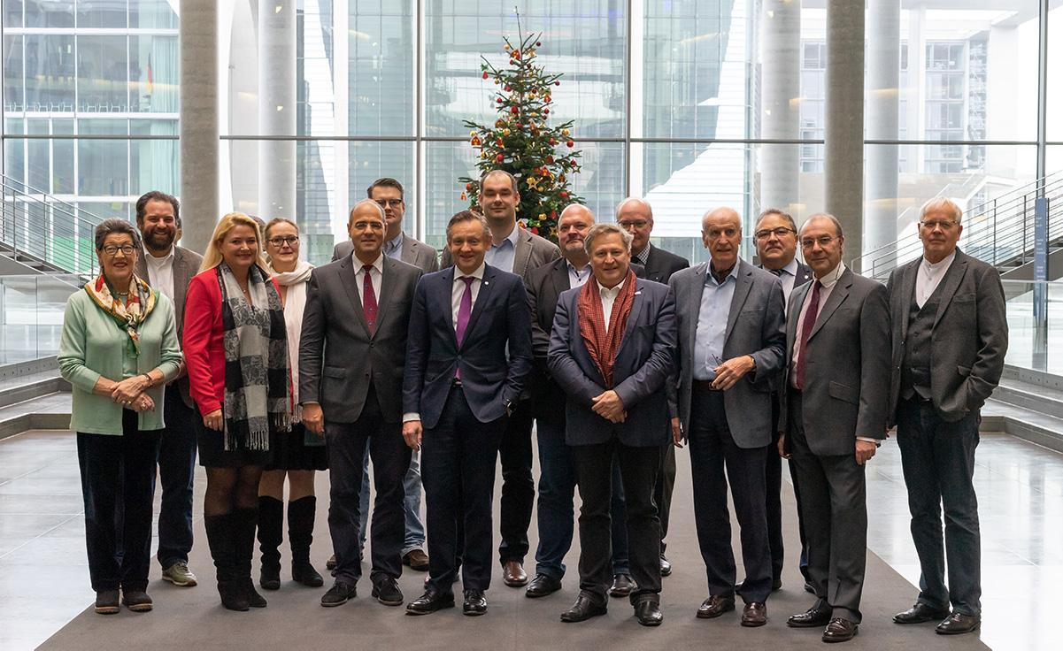 Zweites finanzpolitisches Treffen der AfD in Berlin - Dr