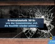 Kriminalstatistik 2018