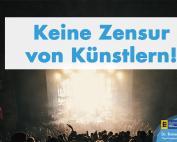 Dr. Rainer Podeswa MdL: Keine Zensur von Künstlern durch das Finanzministerium!