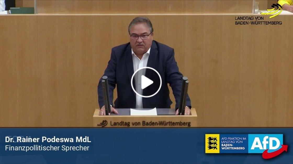 Landtag verkommt zur Marionettenbude: 10 Milliarden Neuverschuldung verschwiegen
