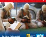 Dr. Rainer Podeswa: 1.200 Salafisten in Baden-Württemberg sind erschreckend