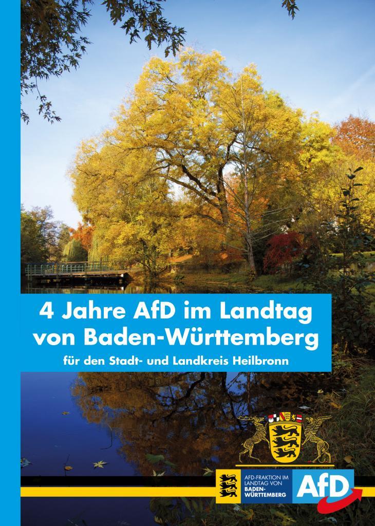 4 Jahre AfD im Landtag