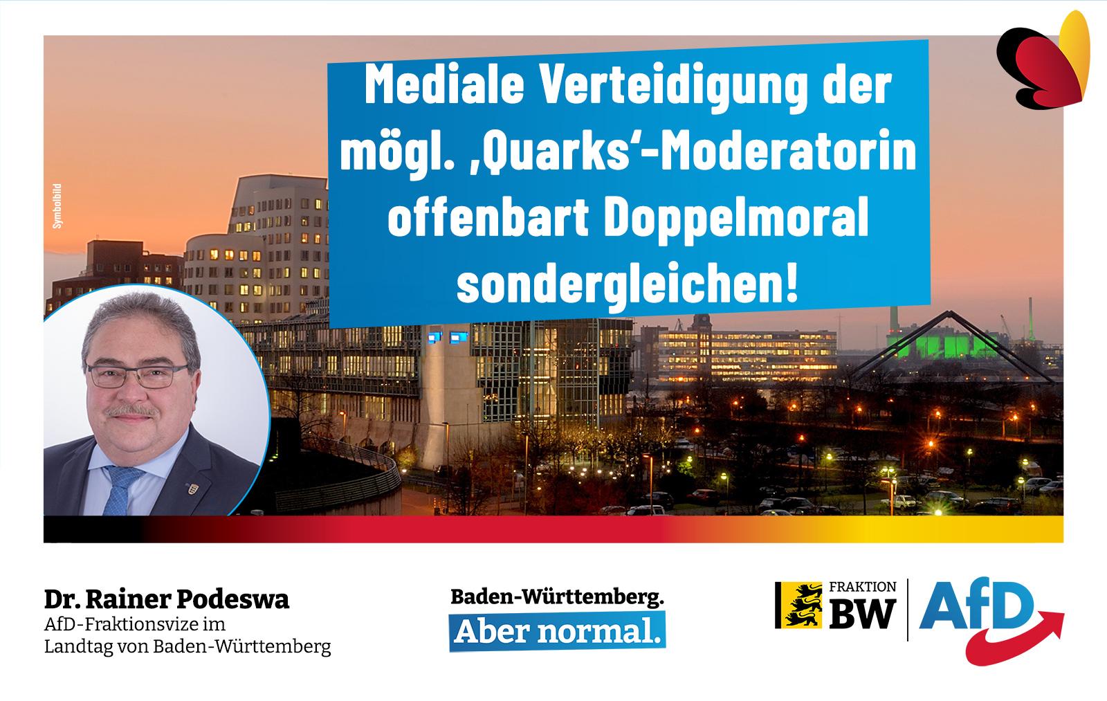Dr. Rainer Podeswa: WDR hat richtig gehandelt